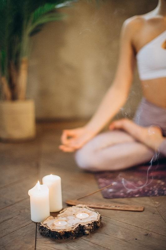 Meditation gegen Angst vor dem Zahnarzt