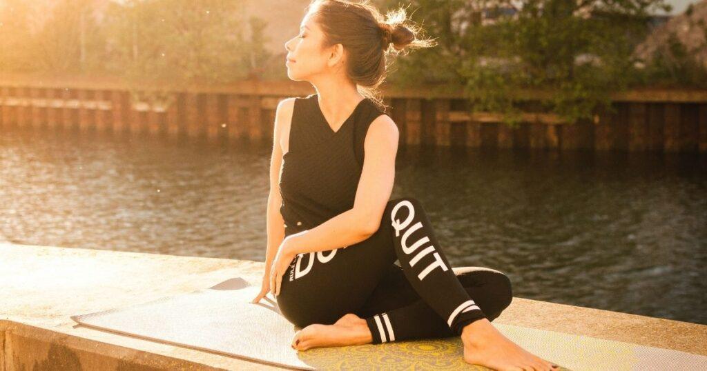 Mit Yoga Telomere verlängern